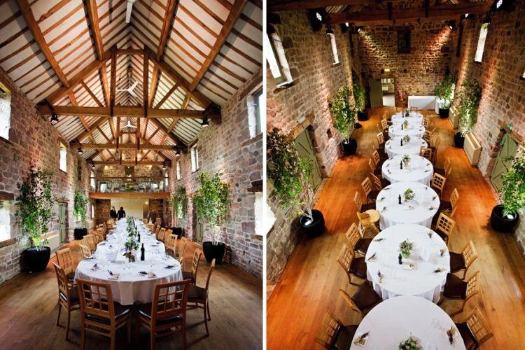 The Ashes Barn Wedding Venue