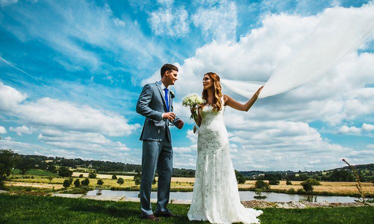 Wedding Day Schedule at The Ashes - Andy Wardle - SFI